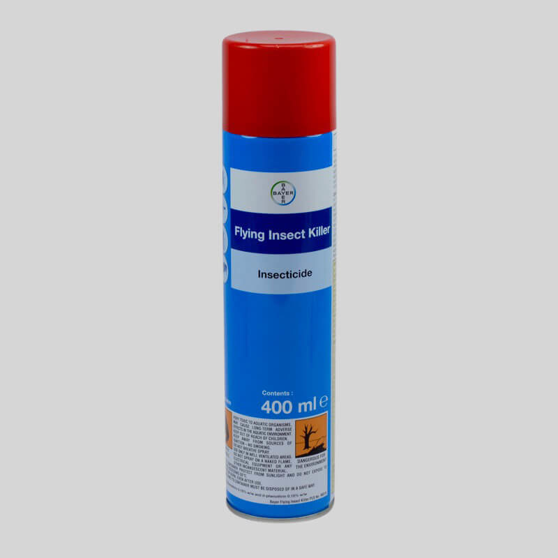 bayer flying insect killer 400ml