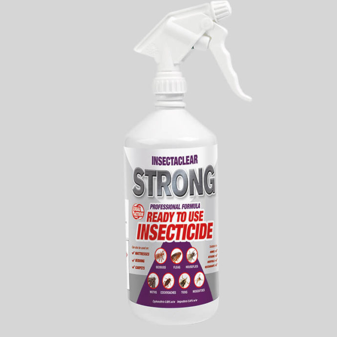 Insectaclear strong insecticide spray