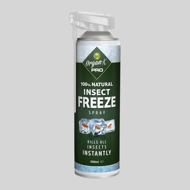 Organ X Pro insect freeze spray