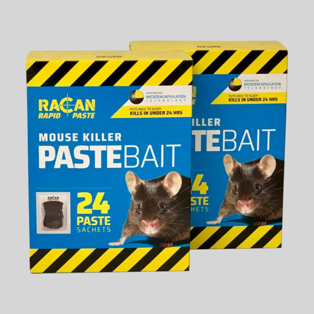 Racan fast acting mouse poison