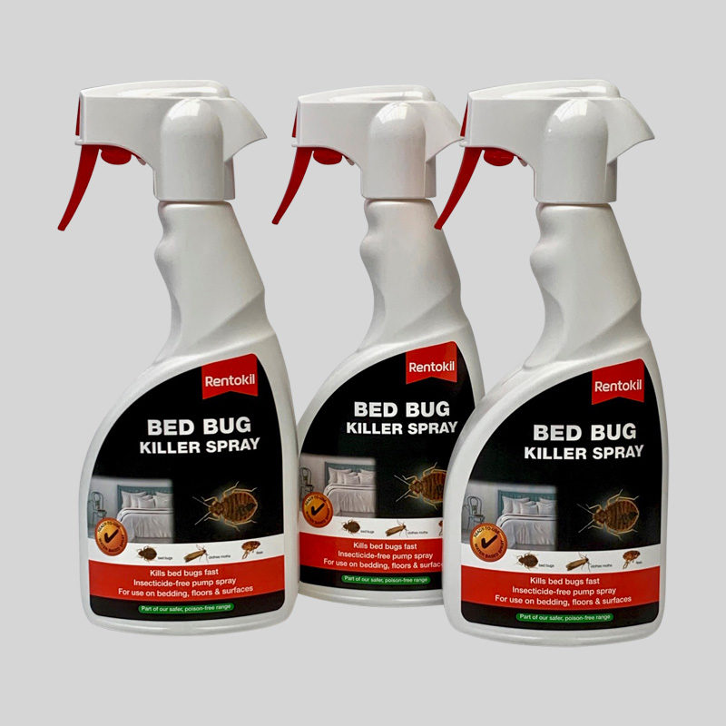 Rentokil Bed Bug Killer in Spray Bottle