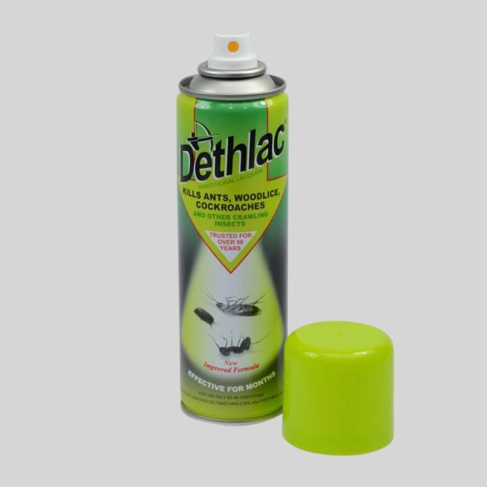 Dethlac Woodlice Killer Spray 250ml 4