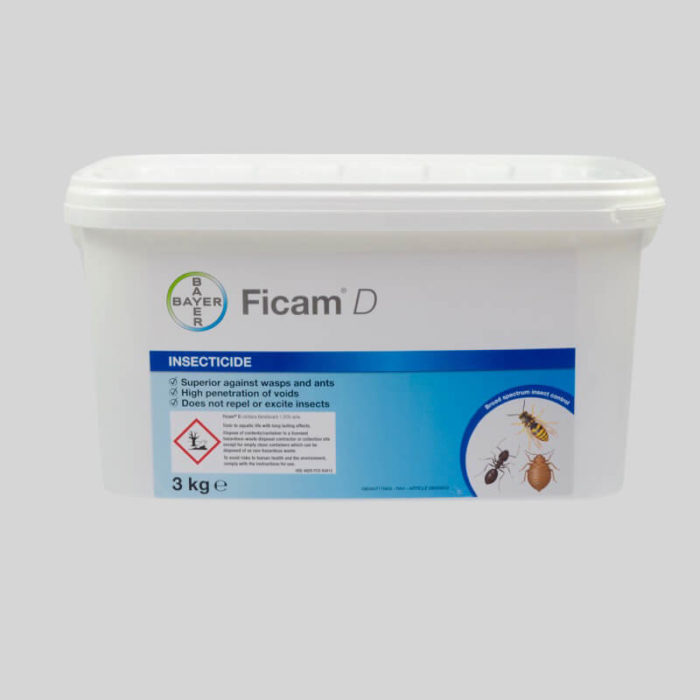 Ficam D Wasp Killer Powder 3kg 4