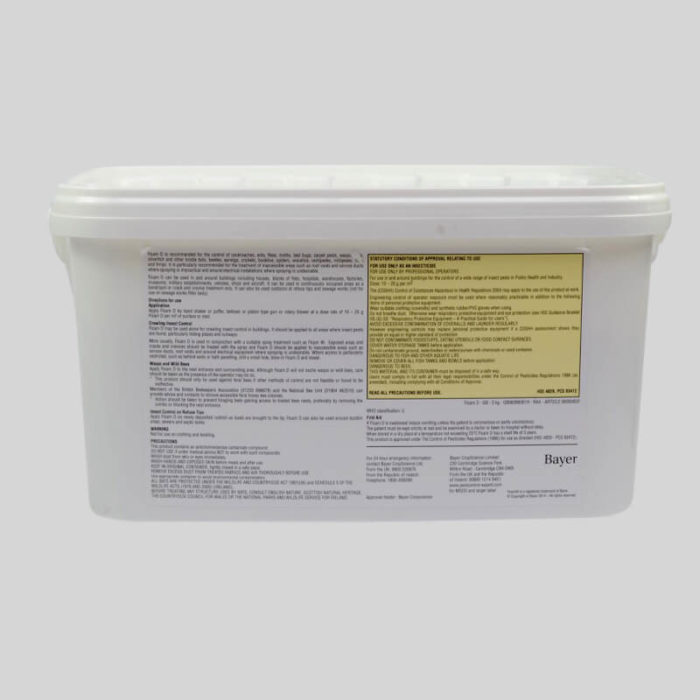 Ficam D Wasp Killer Powder 3kg 5