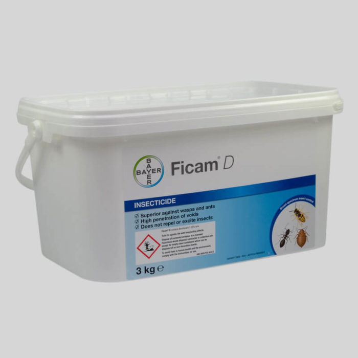 Ficam D Wasp Killer Powder 3kg 3