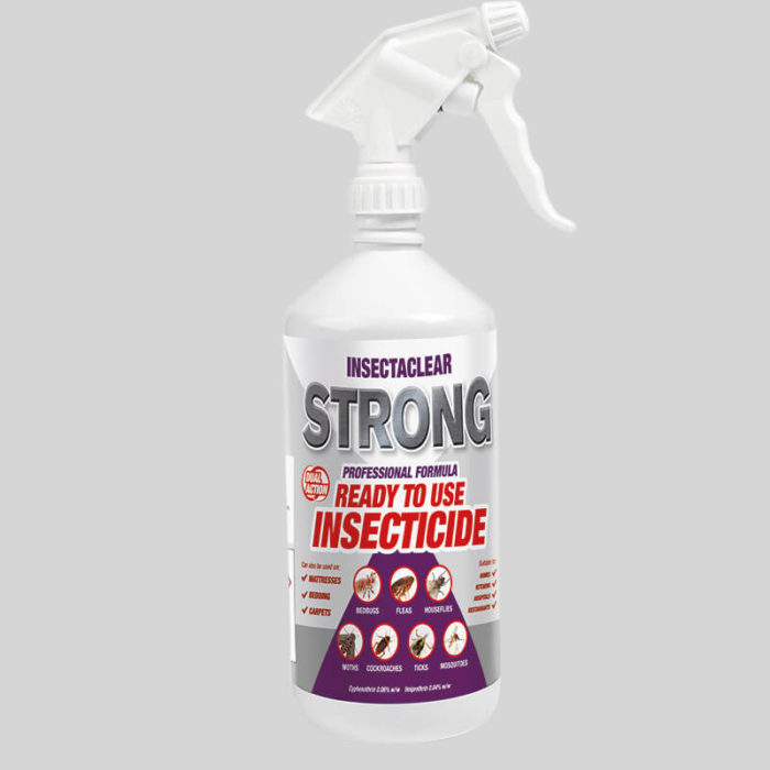 Insectaclear Silverfish Killer Spray 1L 3