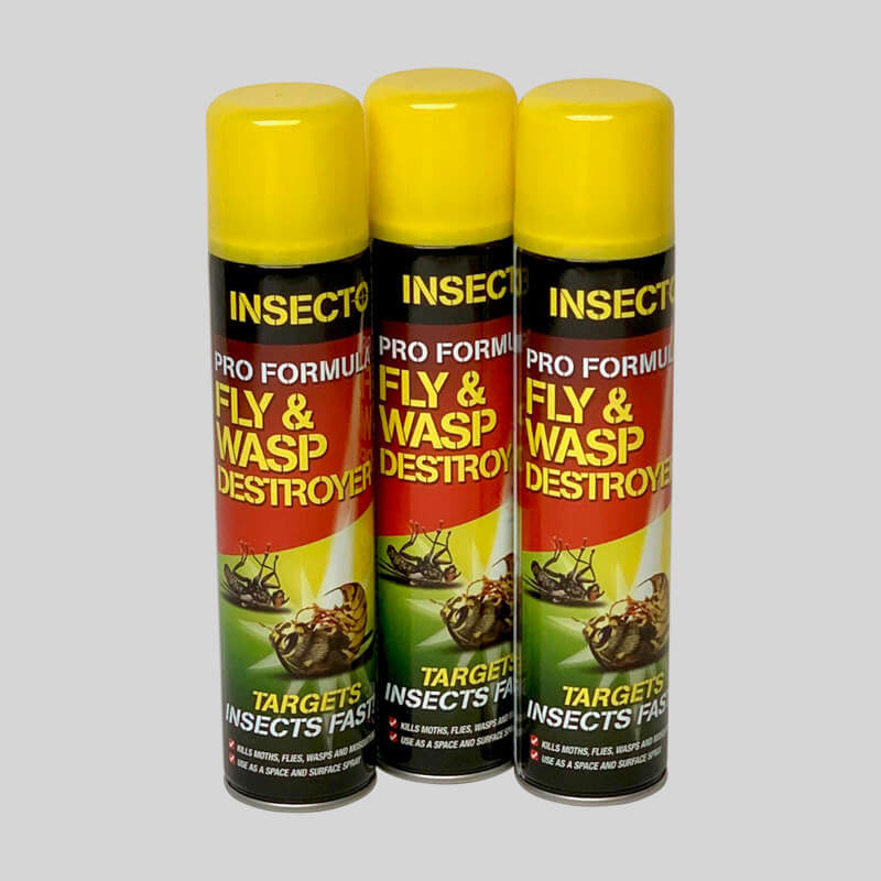 Insecto Cluster Fly Killer Spray 300ml