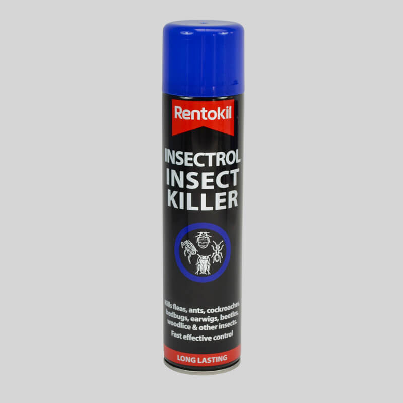Rentokil Insectrol Silverfish Killer Spray 250ml